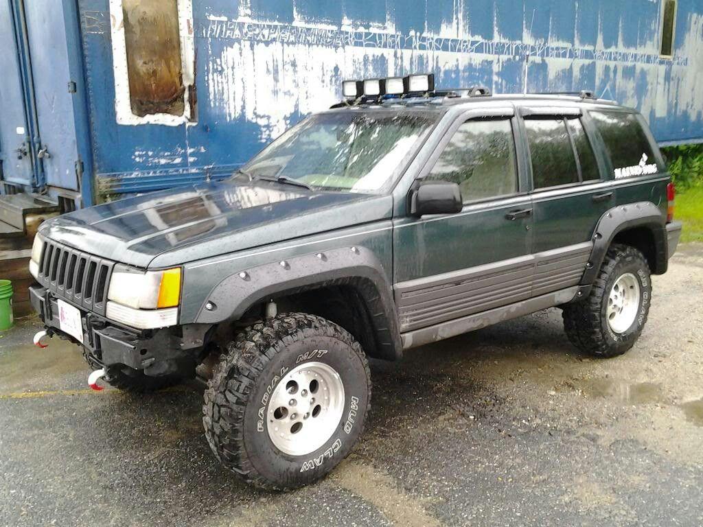 98 Jeep Zj 5 9 Aev Wheels Jeep Zj Jeep Grand Cherokee Zj Jeep Cherokee