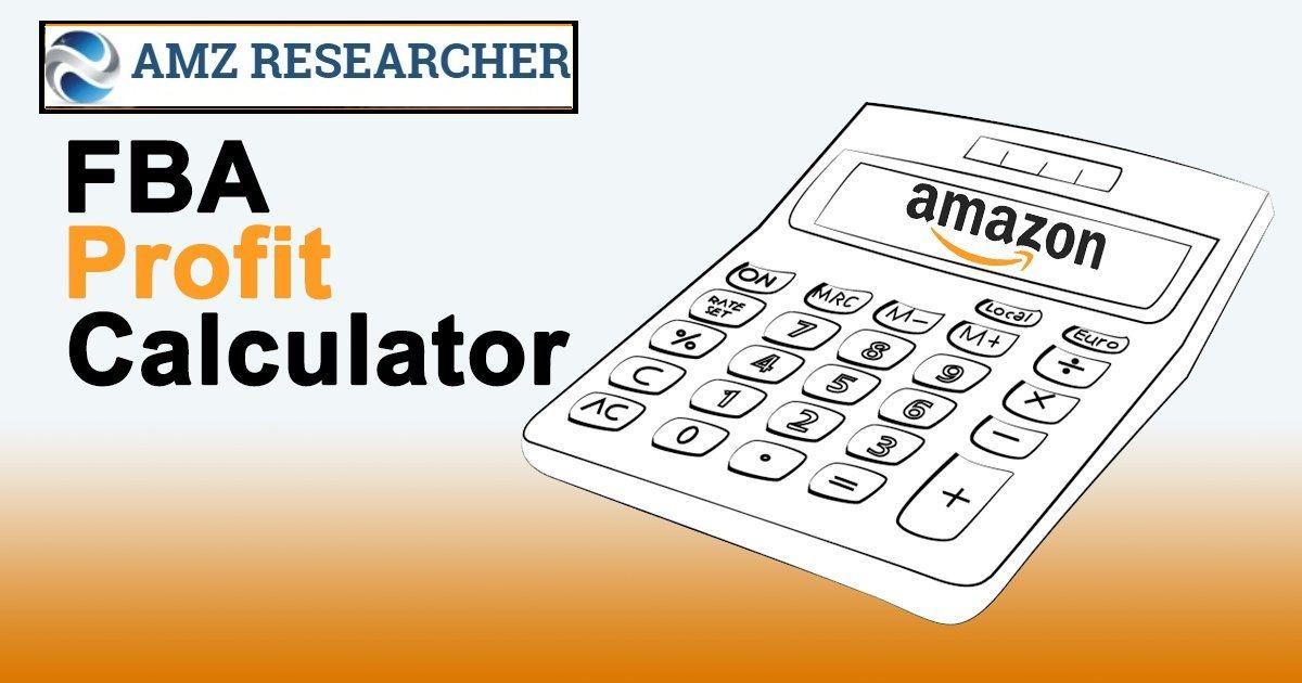 amazon seller fba fee calculator