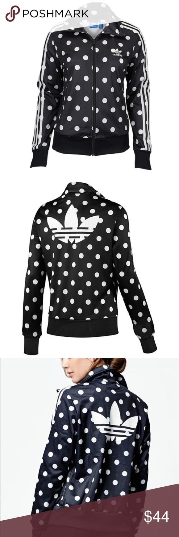 Condición previa Evolucionar Regresa  Adidas Firebird TT Rare Polka Dot Track Jacket A rare hard to find adidas  originals firebird track jacket with polka d… | Clothes design, Track  jackets, How to wear