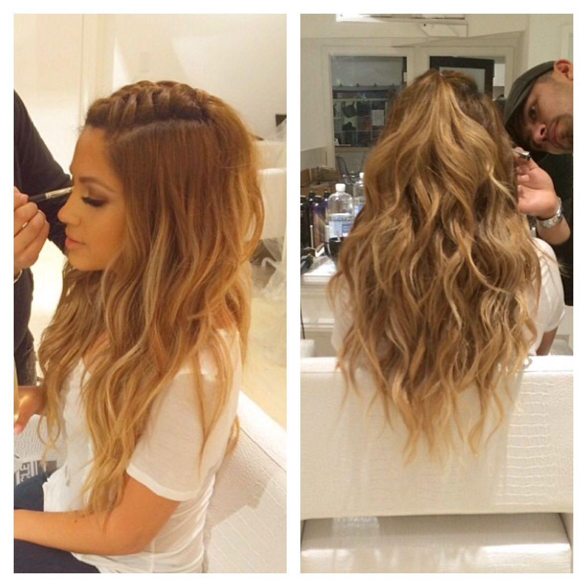 Love This Hairdo Night Hairstyles Night Out Hairstyles Hairdo