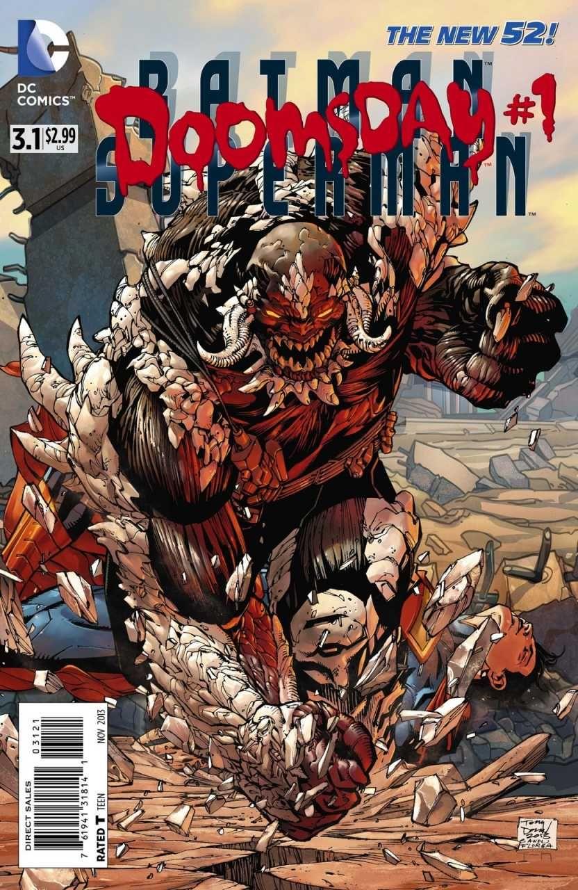 Batman/Superman #3.1 - Tales of Doom released by DC Comics on November 2013.