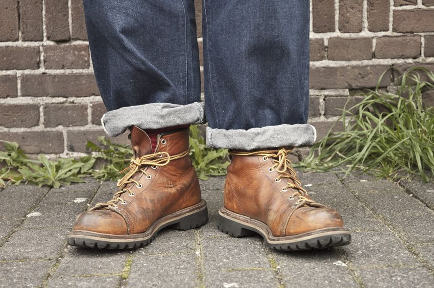 Red Wing Vintage Lineman | Red Wing Shoes | Pinterest | Lineman ...