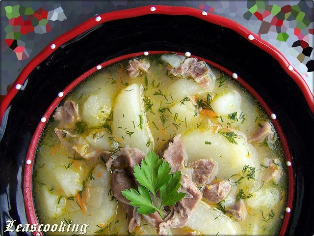 Chicken Gizzard And Potato Soup Recipes I Want To Try In 2019