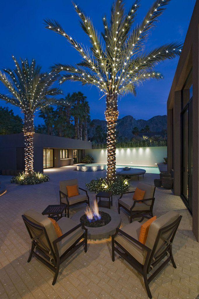 led palm tree lighting kit up to 10