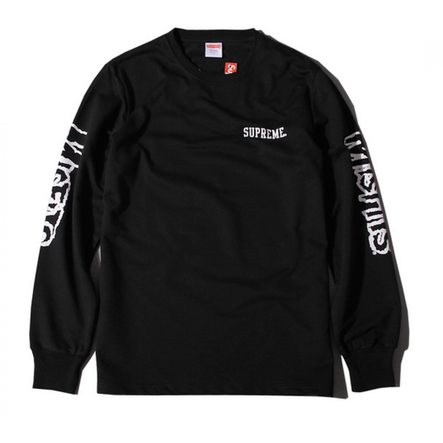 "Misfits are unique! Supreme ""Logo Misfits Crewneck"