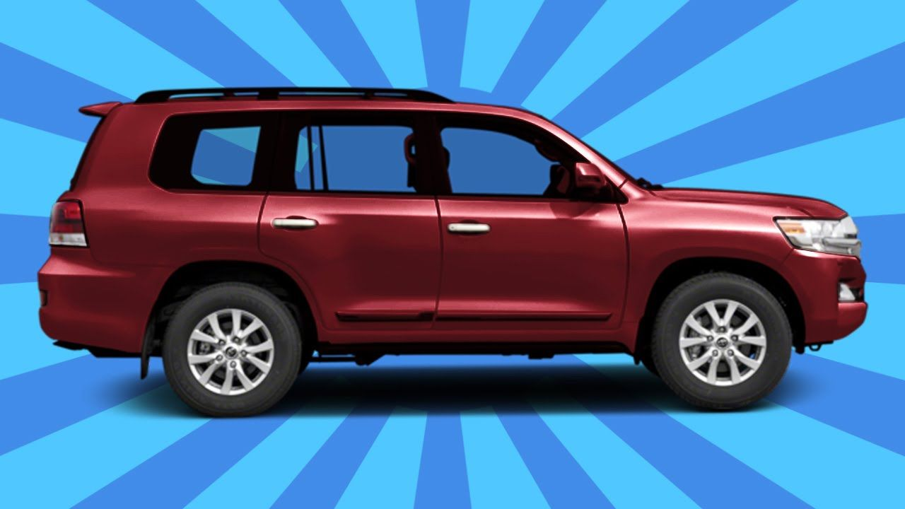 2016 Toyota Land Cruiser Review - The Best SUV Ever?