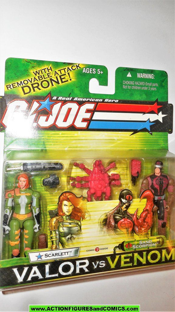G.I Maroon Version JOE ACTION FIGURE           2002 Cobra Moray V3
