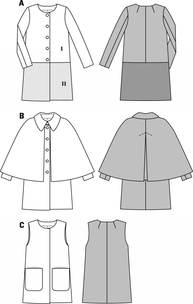 Vest Sewing Pattern Amazing Decorating Design