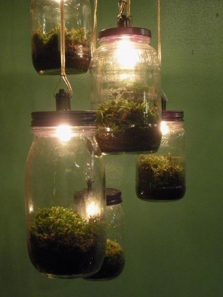 Lovely little hanging lights