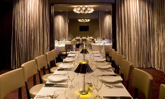Chicago Restaurants With Private Dining Rooms Classy Luxury Restaurant Mastro's Steakhouse In Chicago Chose Design Decoration
