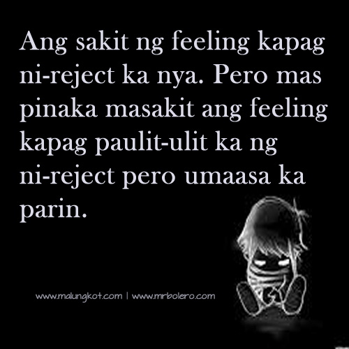 Hurt Quotes For Him Tagalog: Sakit Tagalog Quotes - Patama Quotes