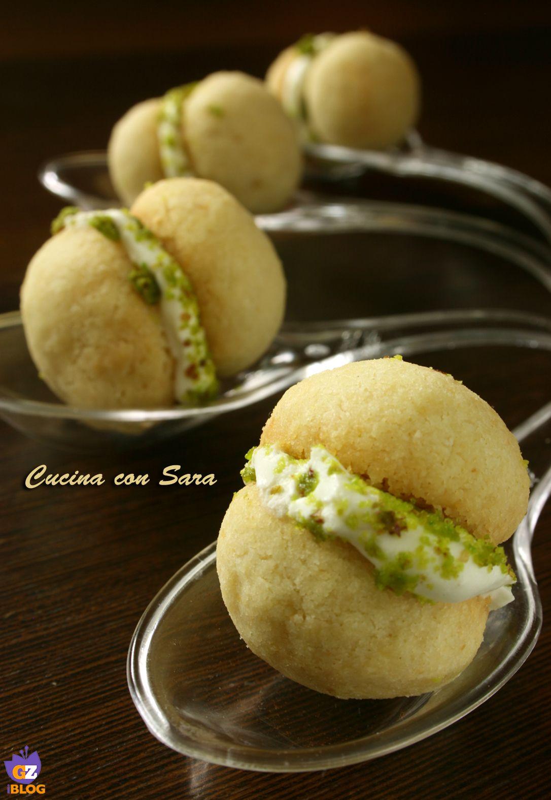baci di dama salati ricetta cucina con sara