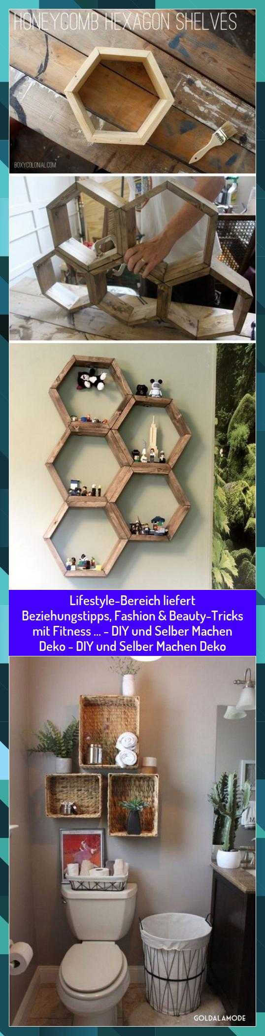 Lifestyle-Bereich liefert Beziehungstipps, Fashion & Beauty-Tricks mit Fitness … - DIY und Selber Ma...