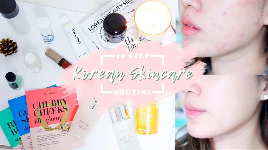 Skip The Line Buy Korean Skin Care Online Free Shipping Korean Skincare Routine Skin Care Routine Steps Korean 10 Step Skin Care