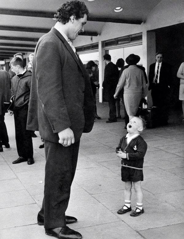Angels Body Guard Andre The Giant Andre The Giant Boy Meets