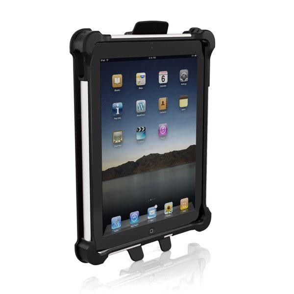 Ballistic iPad 4 / iPad 3 Tough Jacket (TJ) Case - Black/White