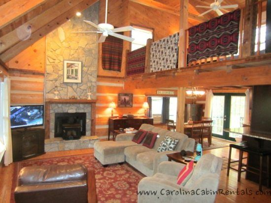 Grandfather Vista Carolina Cabin Rentals Vacation Rental Cabin Boone Nc Cabin Rentals House Rental Cabin