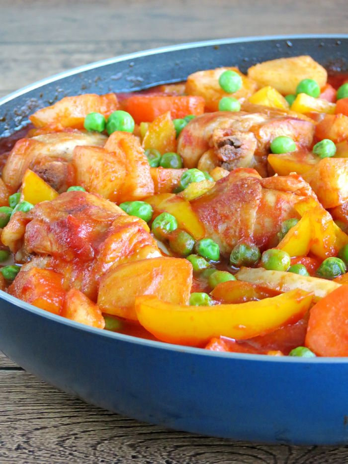 Chicken afritada with pineapple recipe filipino filipino food chicken afritada with pineapple recipe filipino filipino food and food forumfinder Image collections