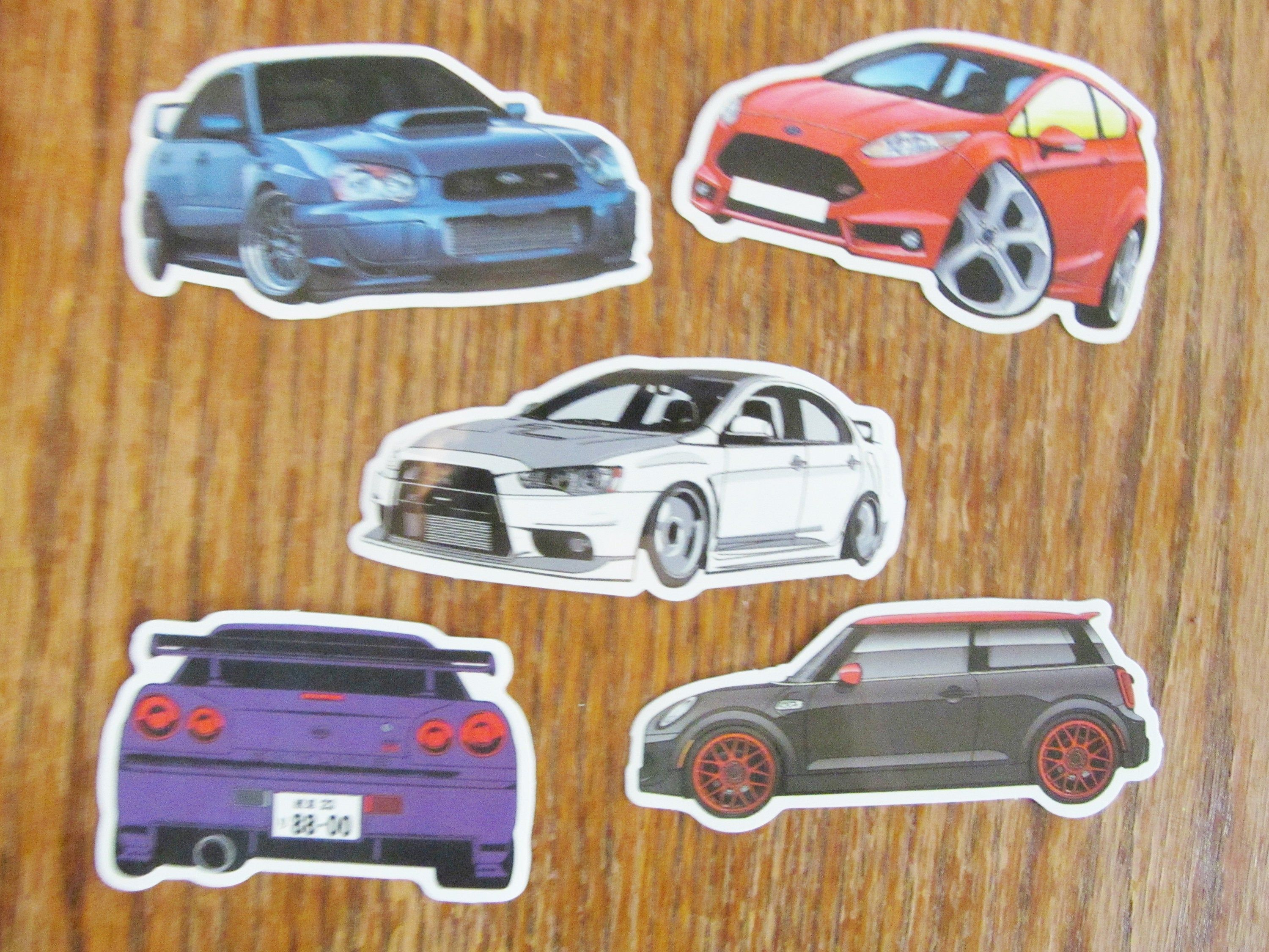 Sale Car Sticker Bundle Great For Your Laptop Hydroflask Cell Phone Etc Fast Free Shipping By Cellardeals On In 2021 Vinyl Car Stickers Car Stickers Toy Car [ 2250 x 3000 Pixel ]