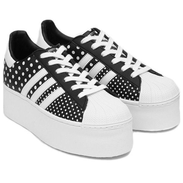 adidas Originals SS 2 PLATFORM UP EF W Black/Runnning White