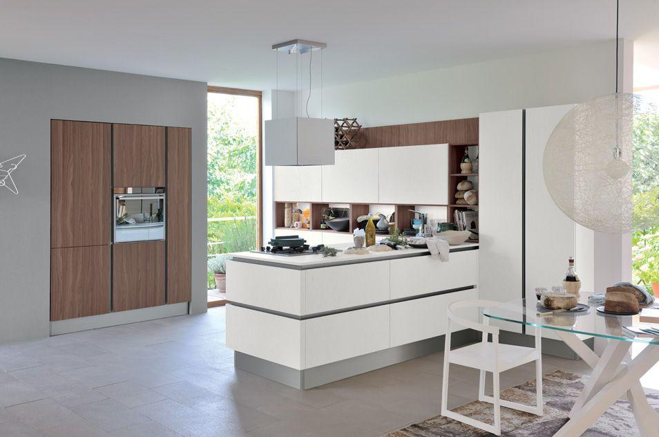 Veneta Cucine modello Oyster Pro | Arredamento, Cucine ...