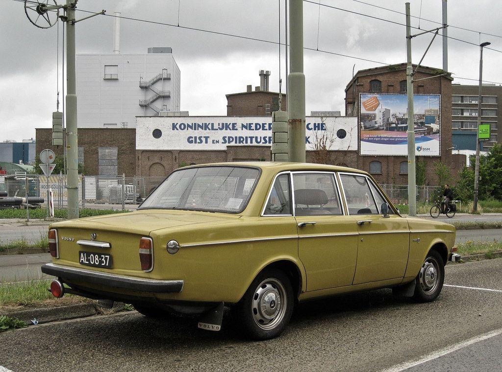 1970 Volvo 144 B20 Sedan Volvo Sedan Pool
