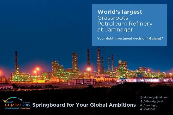 Did you know that world's largest grassroots petroleum