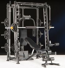 Bk smith machine all in one gym equipment gym equipment