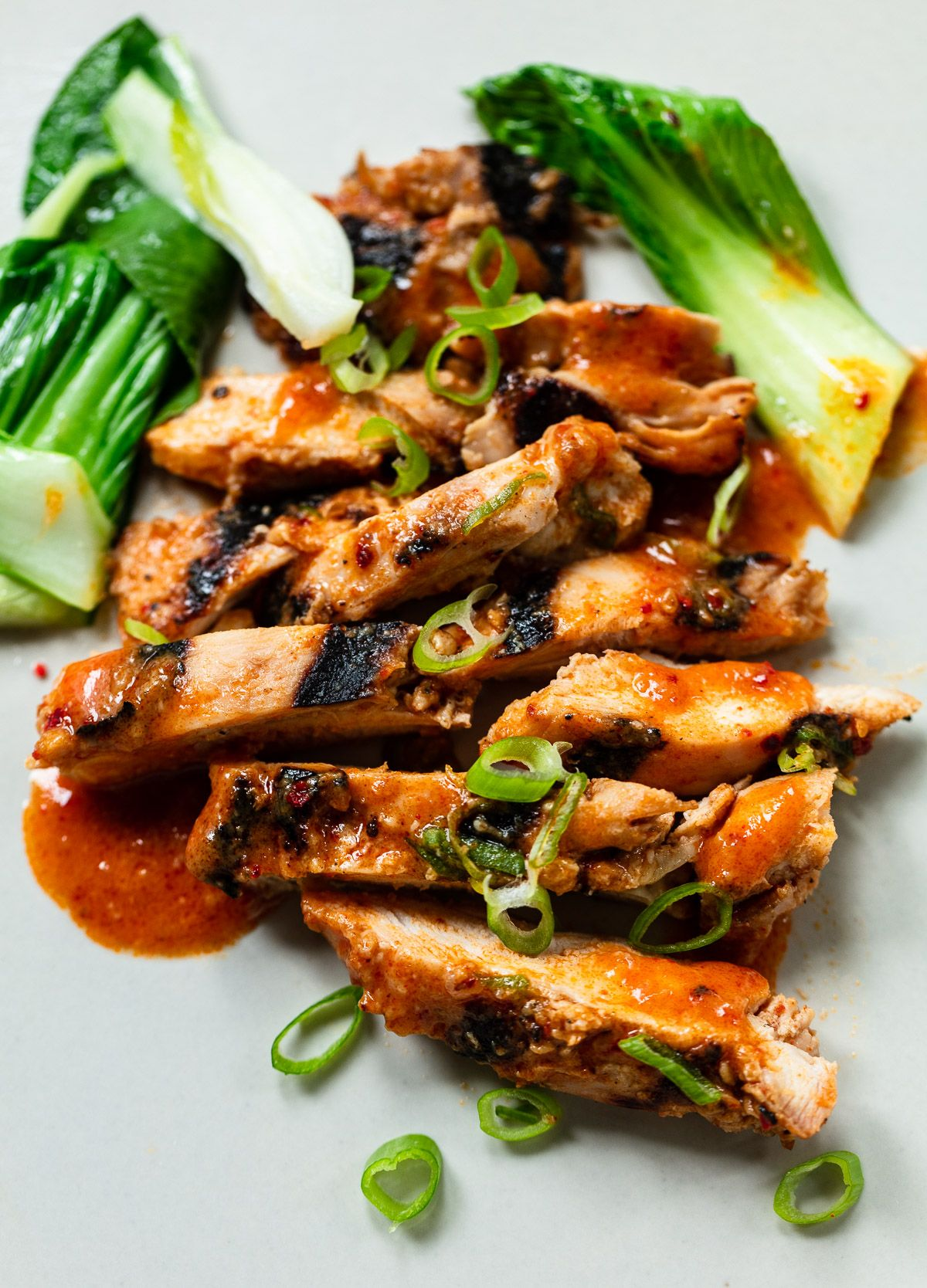 Easy Sweet and Spicy Gochujang Chicken Familystyle Food