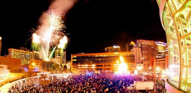 New Years Eve On Salt Lake City The Zing Thing In Utah New Years Eve Events Salt Lake City New Years Eve