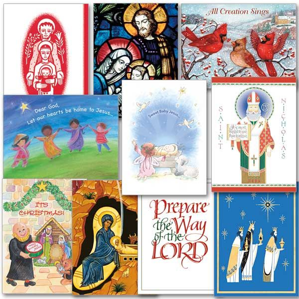 Beautiful Collection of Religious Christmas Cards with Something ...