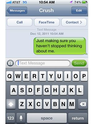 cool flirty text messages
