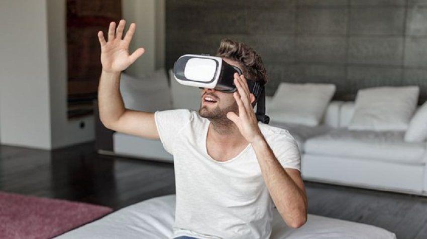 VR gadget μπορεί να σας κάνει να νιώσετε ζέστη, κρύο ακόμα ...