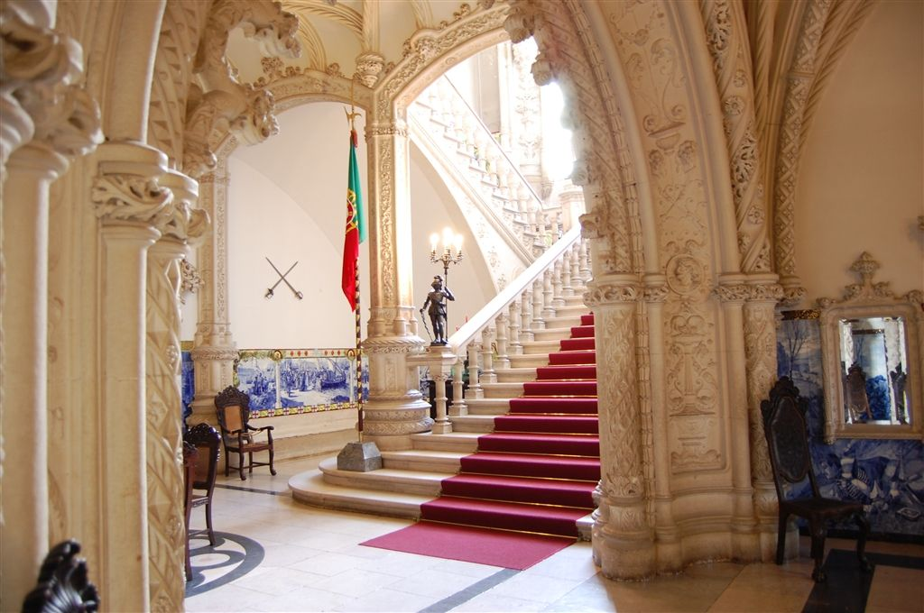 bussaco palace - Google Search