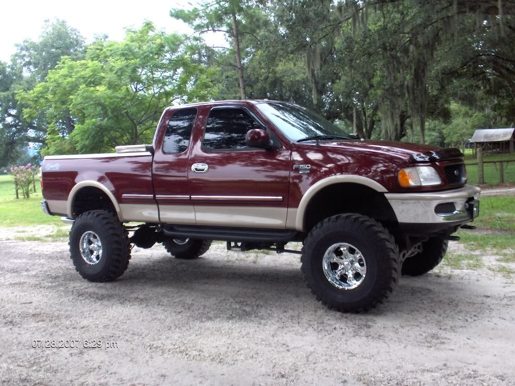 Lifted 4x4 97 03 Lifted Pics F150online Forums Ford Trucks