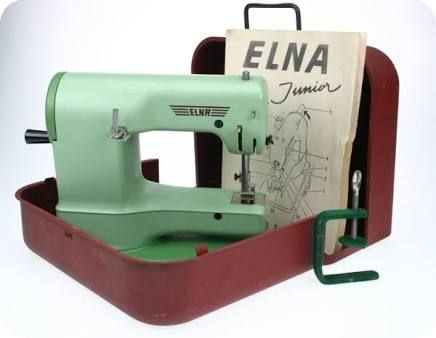 Image Result For Elna Junior Sewing Machine Sewing Machin Mesmerizing Elna Junior Sewing Machine