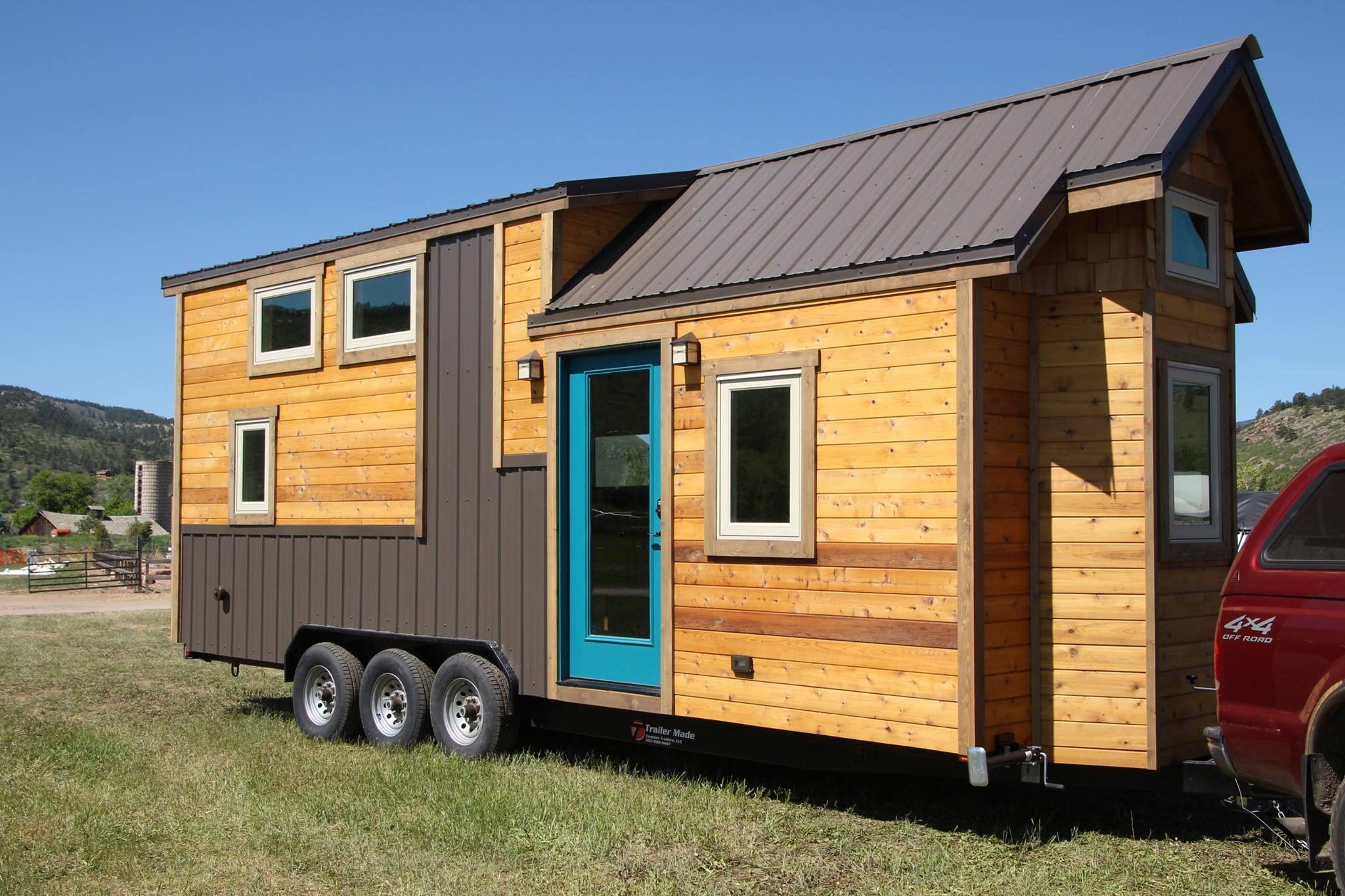 Simblissity 26 Tahosa Tiny House For Sale Lyons Co Cheap Tiny House Tiny Houses For Sale Tiny House Company