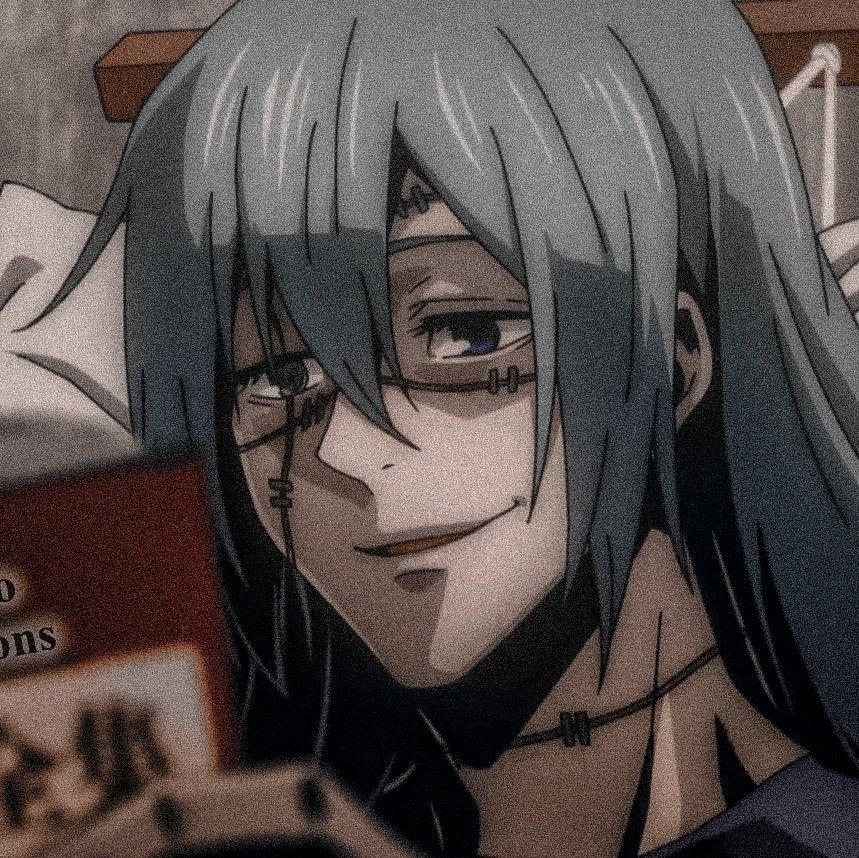 Mahito Jujutsu Anime Shows Anime Icons