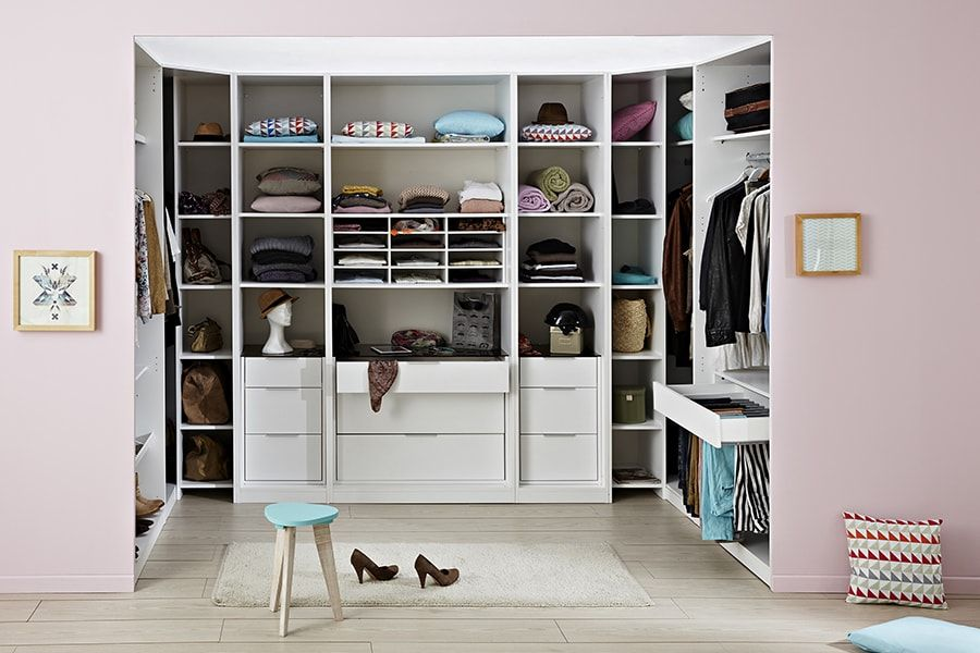 Ez Closet Provides Top Quality Smart Storage Solutions In Innovative Modular Bedroom Wardrobe Design Convenient Modular Bedroom Wardrobe Design Smart Storage