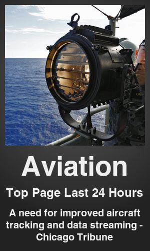 Top Aviation link on telezkope.com. With a score of 26. --- Aircraft Suppliers Promote Innovative Technology in Tablet-toting World. --- #aviation --- Brought to you by telezkope.com - socially ranked goodness