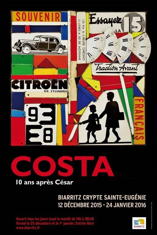 Fernando Costa expose à Biarritz et se dévoile à Publik'Art