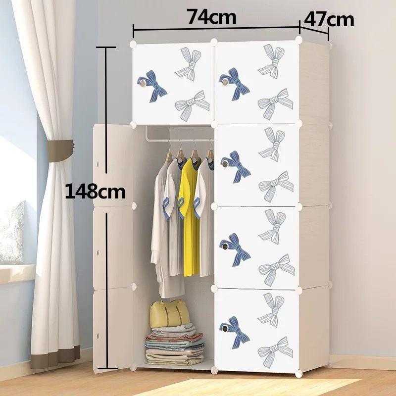 Super Quality European Design Bedroom Furniture Wardrobe