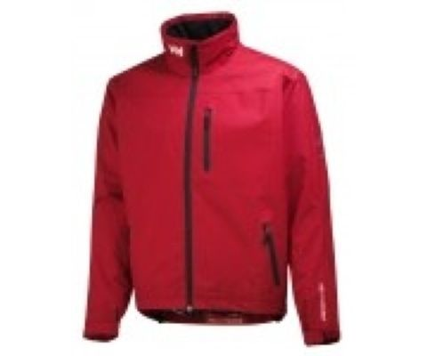 Helly Hansen- CREW MIDLAYER JACKET