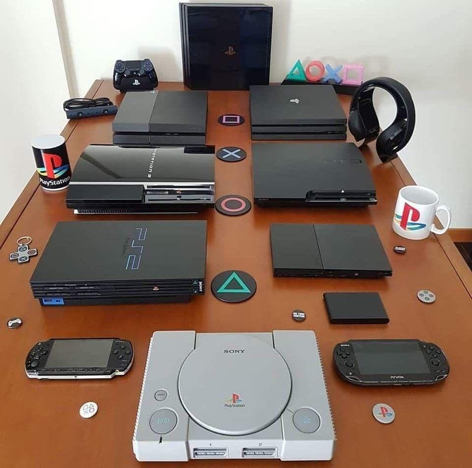 LA EVOLUCION Videojuegos retro, Juegos de consola