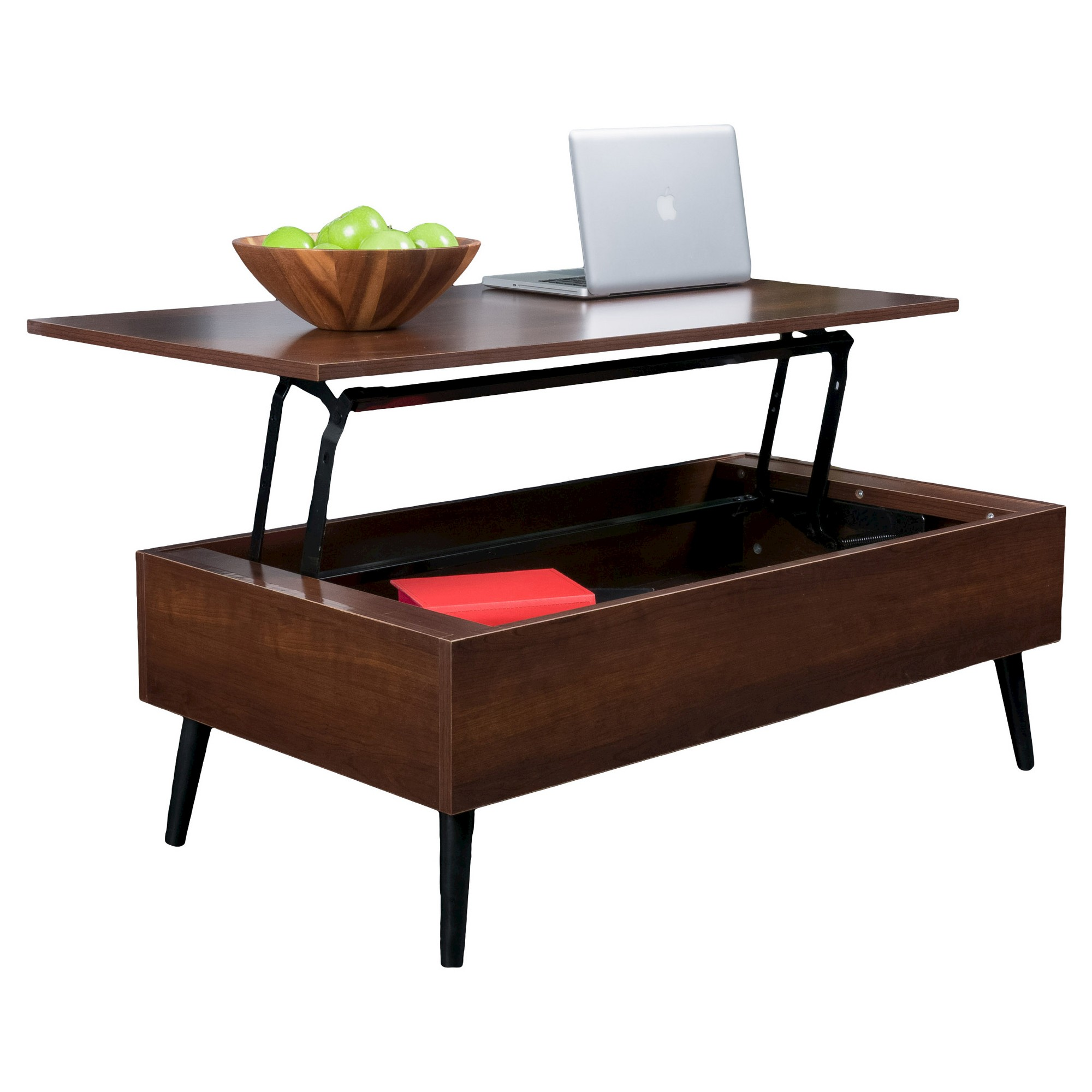 Christopher knight home elliot wood lifttop storage