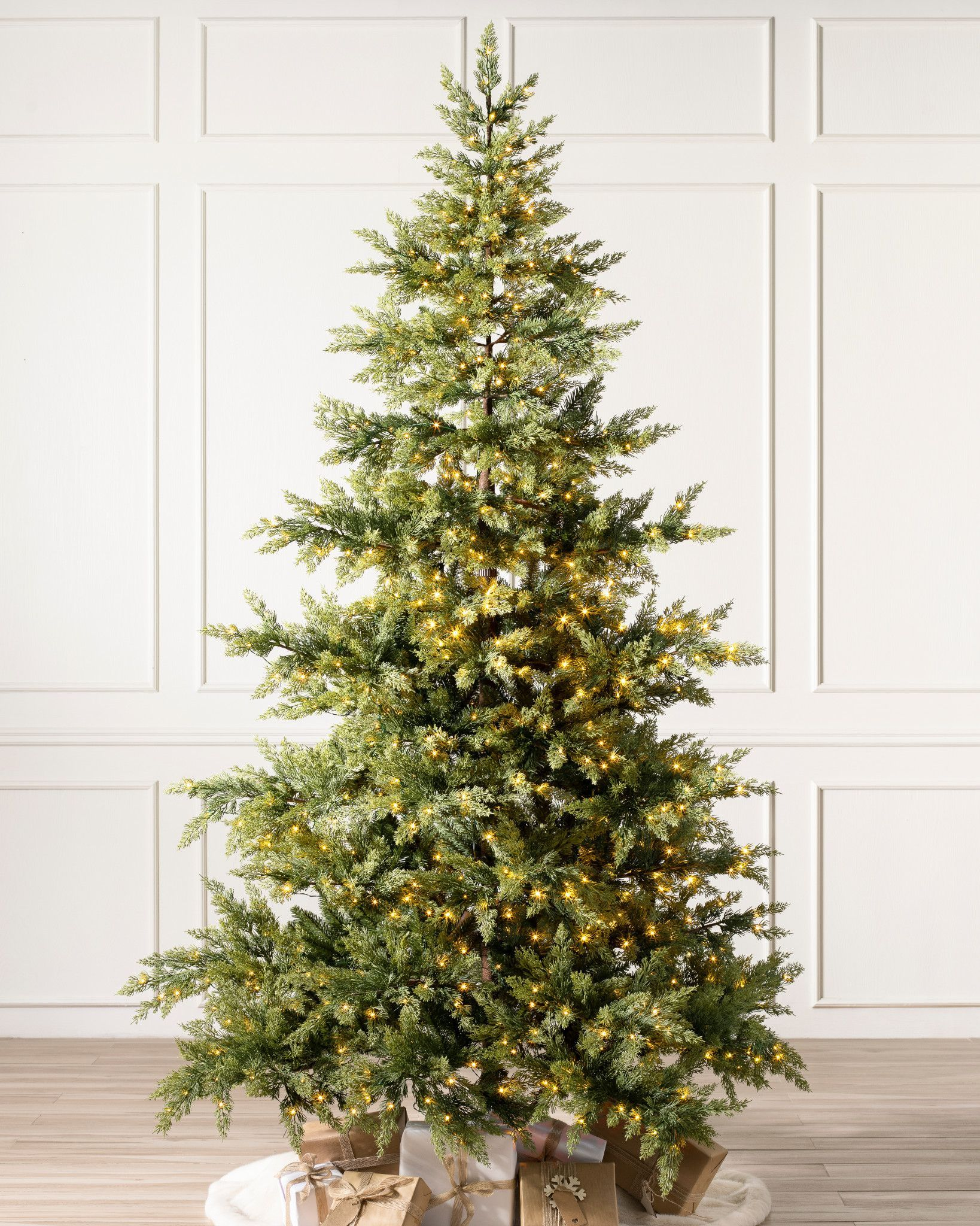 Grand Canyon Cedar Artificial Christmas Trees Balsam Hill In 2020 Realistic Artificial Christmas Trees Spruce Christmas Tree Artificial Christmas Tree