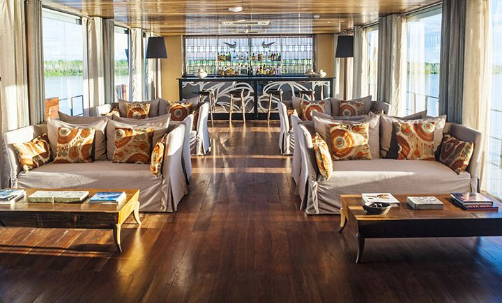 5 Star Floating Hotels Cruise The Amazon River Tres