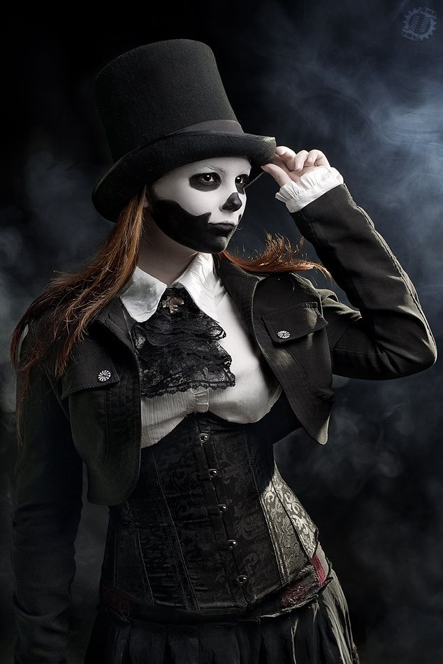 Female Baron Samedi - Imgur   Baron Semedi   Pinterest