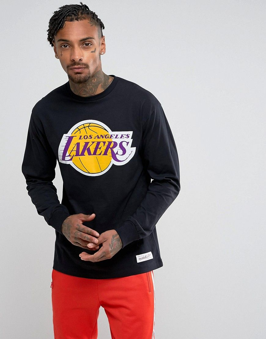 6d4e679c4 Get this Mitchell & Ness's long-sleeved t-shirt now! Click for more ...