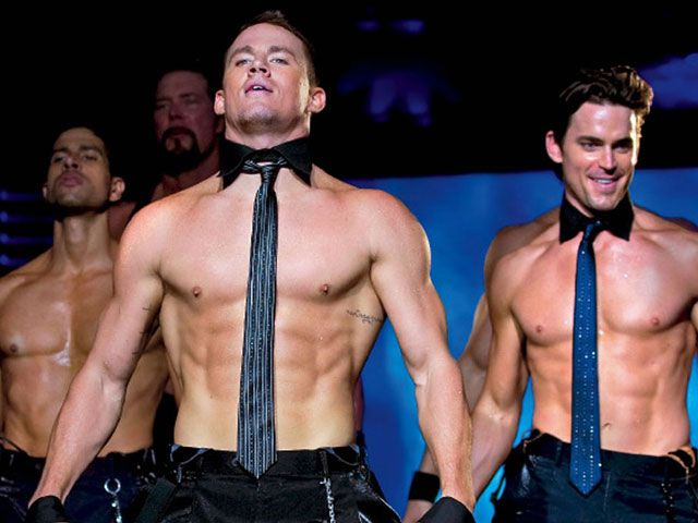 MTV GIVES FANS A SNEAK PEEK AT CHANNING TATUM'S 'MAGIC MIKE'